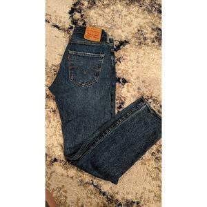 Vintage 501 Levi Jeans 31x34